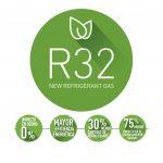 Gas R32 – ¿Qué es y por qué se utiliza?