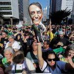 Protestas masivas piden la destitución de Bolsonaro por el mal manejo de la pandemia